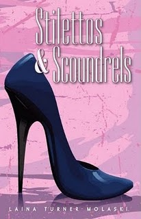 Stilettos & Scoundrels is available from Amazon.co.uk